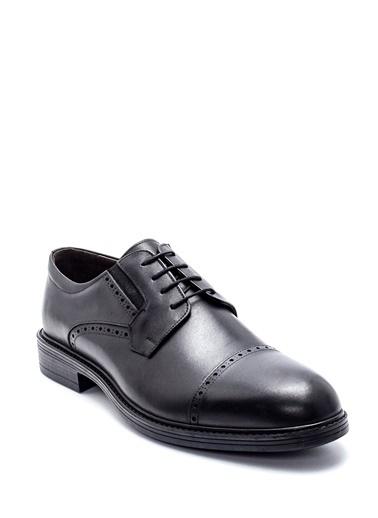 Derimod Erkek Ayakkabı (16622) Klasik Siyah
